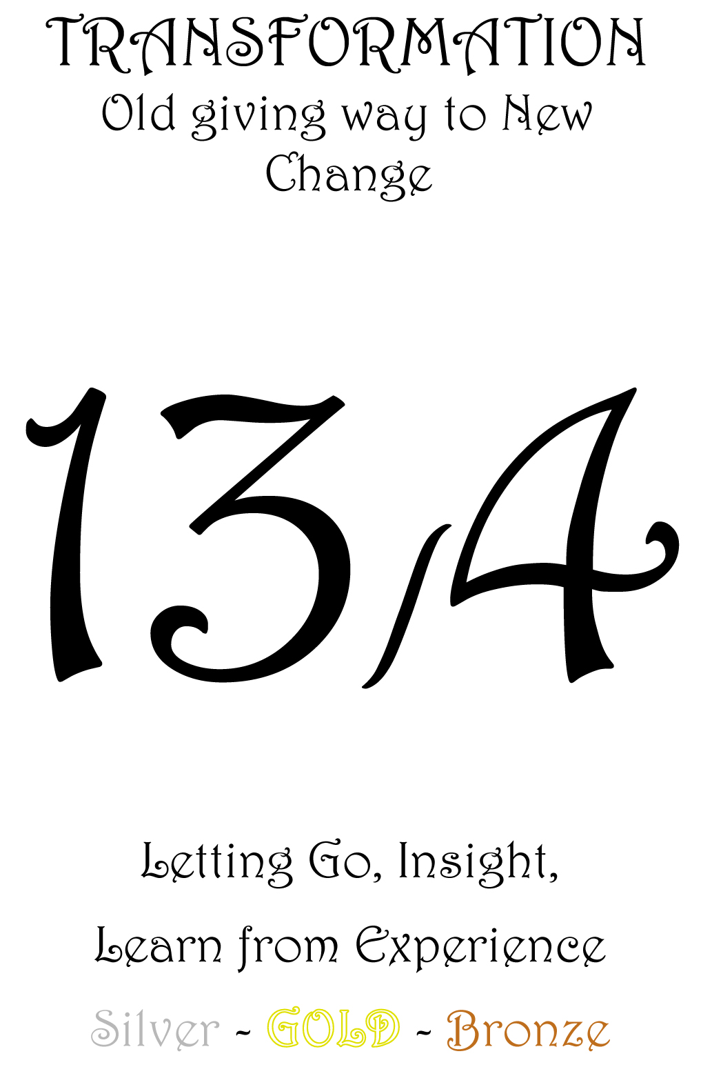 DAILY NUMEROLOGY - 13  