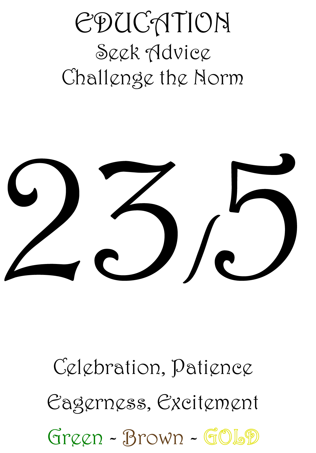 Numerology house number 32 photo 2